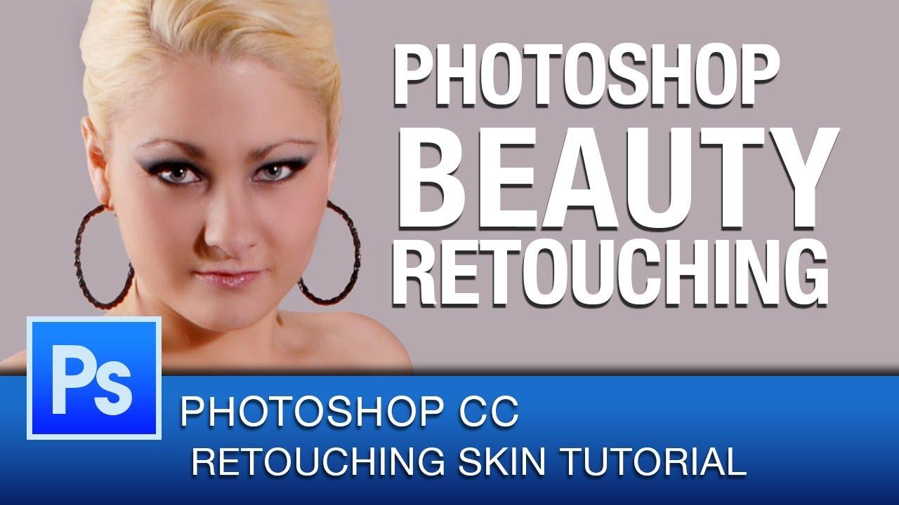Photoshop cc retouching