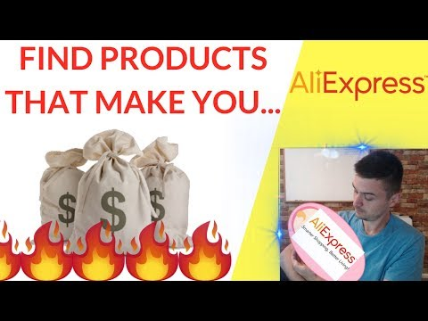 How To Find Products To Dropship And Start Selling Online! [Shopify Aliexpress]