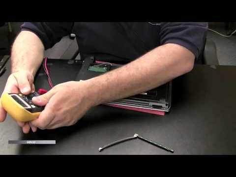 Замена шлейфа на ноутбуке sony vaio