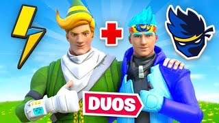 Fortnite Duos With NINJA!