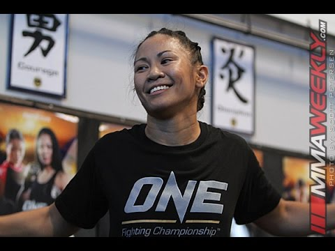 Boxing Champion Ana Julaton Returns to MMA at ONE FC Reign of Champions