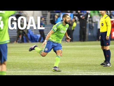 GOAL: Clint Dempsey scores the game-winner on a perfectly placed free kick vs FC Dallas