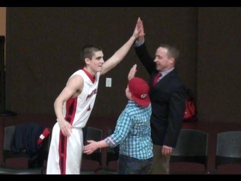 Collin Roberts Basketball Providence Academy vs OKC Sky HS