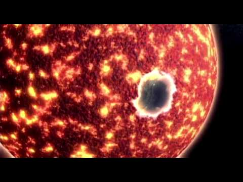 Ceres - Earth gets hit by an asteroid (original music)