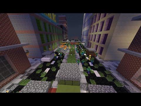 Minecraft zombie apocalypse ep1 | avec Bboy, Fufu, Frigiel.