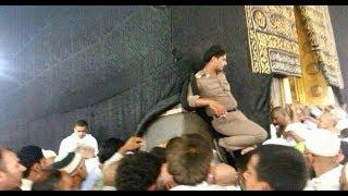 أمير مكة يوجه بالتحقيق العاجل في صورة شرطي الحرم