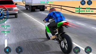 Moto Traffic Race - Official Video