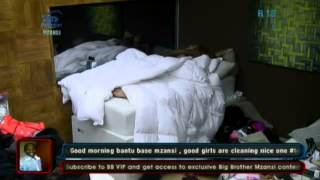 Big Brother Mzansi- Morning pillow talk