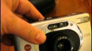 Leica Z2X 35mm Film Camera Review