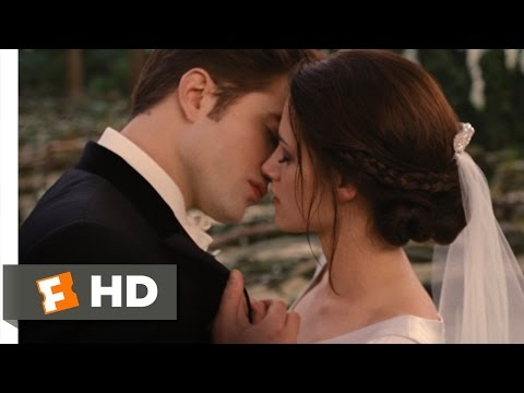 The Twilight Saga: Breaking Dawn - Part 1 (7/9) Movie CLIP - The Wedding (2011) HD