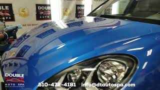 Ceramic Coating for Porsche Macan | Best Protection for Porsche |  DoubleTake Auto Spa of Fremont