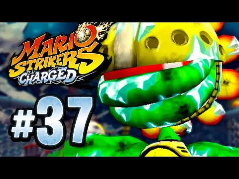 Mario Strikers Charged - Galactic Giants - Episode 37 - KoopaKungFu