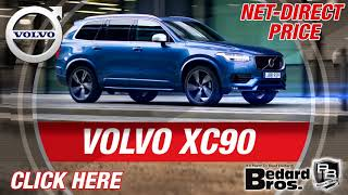 Bedard brothers net Direct pricing - Volvo XC90