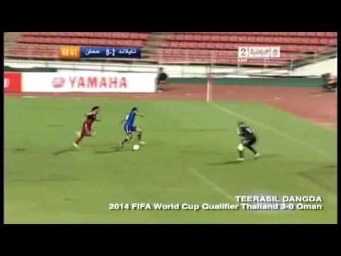 MTUTV TEERASIL DANGDA THAILAND 3-0 OMAN