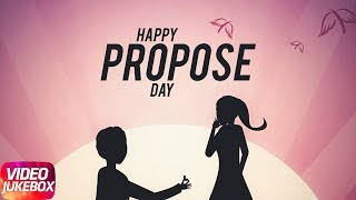 Propose Day Special | Valentine Week | Video Jukebox | Punjabi Valentine Songs 2018 | Speed Records