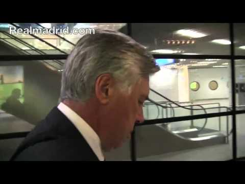 REAL MADRID BEHIND THE SCENES: The Whites' trip to Sofia