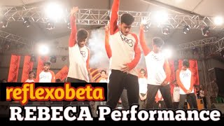 Dance Performance by Reflexobeta at REBECA 2019, IIEST Shibpur
