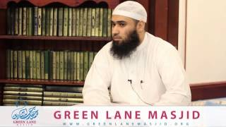 Dealing With The Names & Attributes Of Allah (swt) - Brother Yousaf Jahangir