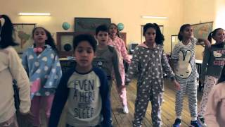 CIFRÃO | Dança da MISSÃO PIJAMA | Mundos de Vida