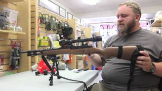 Mini 14: Battle Rifle Upgrades, Better Than AR15 / AK47 / AK74 for preppers