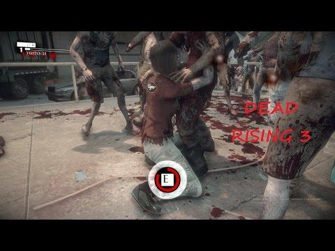 Dead Rising 3 - первый смотр и впечатления.  (строго 18+)