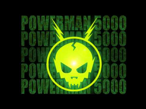 Powerman5000 - When Worlds Colllide