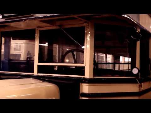 BÜSSING D3 - Historischer Bus BVG 1929 -1954