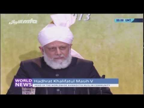 National Peace Symposium London 2013 -MTA News