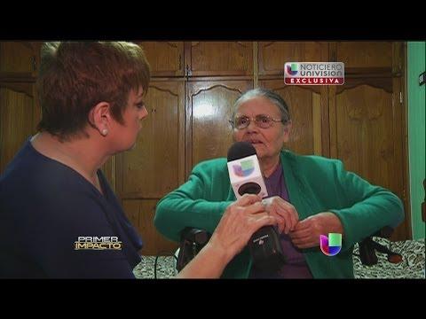 La madre de Joaquín El Chapo Guzmán abrió las puertas de su casa - Primer Impacto