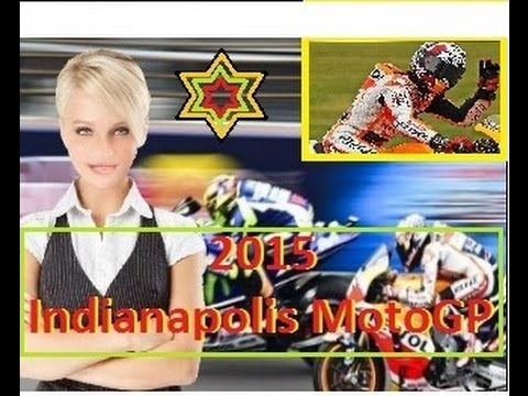 MotoGP 2015 Marc Marquez WINS Indianapolis - FULL RACE RESULTS [NEW]