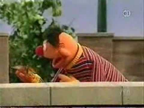 Sesame Street - Somebody Come And Play