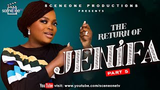 Flashback  Movie: The Return Of Jenifa (Part 5) | Yoruba Nollywood Movie