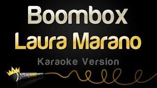 Laura Marano Boombox Karaoke Version