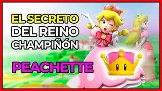 ¿PEACH ES UNA IMPOSTORA? PEACHETTE Y EL MAYOR MISTERIO DEL REINO CHAMPIÑÓN | Nintendo Switch