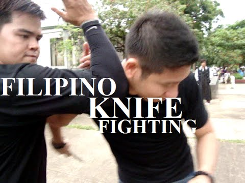Knife Combat Training : Rapido Realismo Kali Image 1