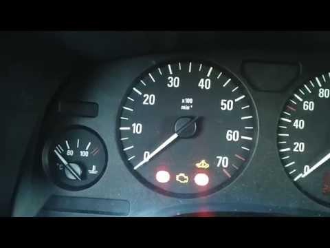 EGR failure Opel Astra G