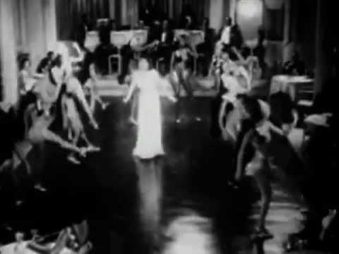 Spirit Of Youth - Joe Louis Story 1938 - Edna Mae Harris - music excerpt