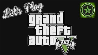 Let's Play - GTA V - Heist