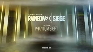 Operation Phantom Sight   Theme Song OST   Rainbow Six Siege
