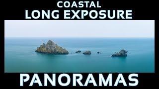 Creating Coastal, Long Exposure, Panoramic Images with the Nikon D850