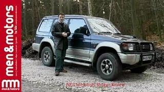 2001 Mitsubishi Shogun Review