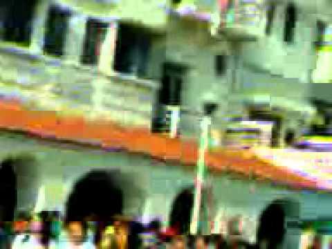 La banda de gerra del conalep 061 de manzanillo