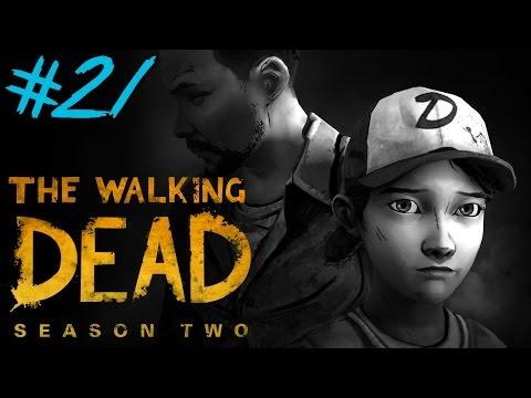 THE WALKING DEAD (SEASON 2) : Let's Play #21 [FACECAM] - OH MEIN GOTT LEE !!