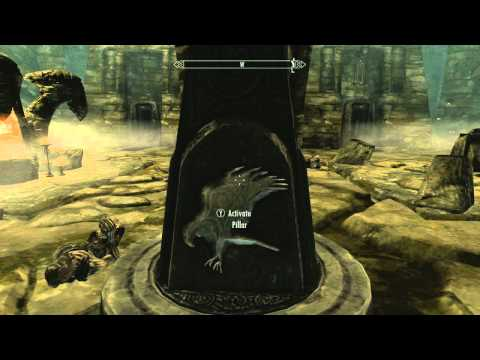 SKYRIM] Puzzle Guide - Skuldafn Temple Part One & Alduin's Access to ...