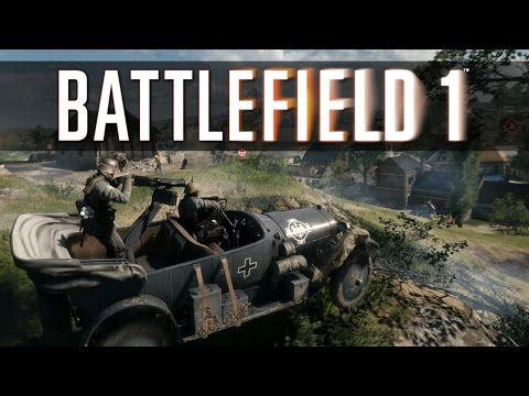 Battlefield 1 - БОГИ БАТЛЫ (Новый Сезон) #2
