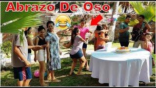 8-Llego El Momento De Los Abrazos,😂Joselin Se Robo El Show Con El Abrazo-Cumple De Rox Y Heidi-P8/8