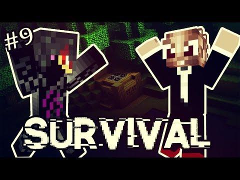 Minecraft Survival #9 - NIEUWE SWAG MET THEDUTCHTERMS!