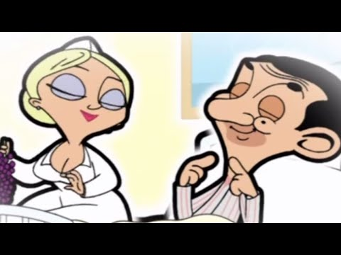 Mr Bean the Animated Series - Nurse