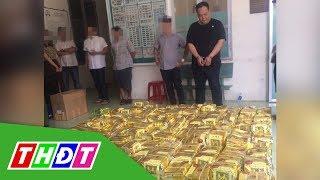 Lại bắt giữ 1,1 tấn ma túy tổng hợp giấu trong loa thùng ở TP.HCM   THDT
