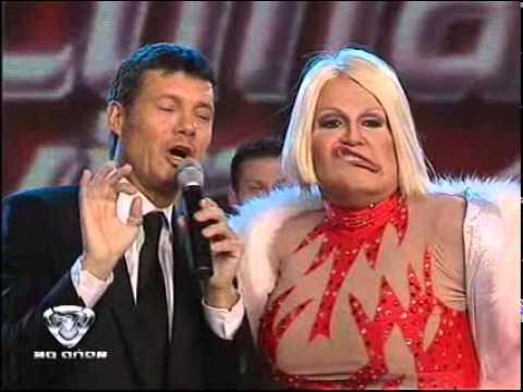 Showmatch 2009 - Carmen Barbieri, una amiga de la casa